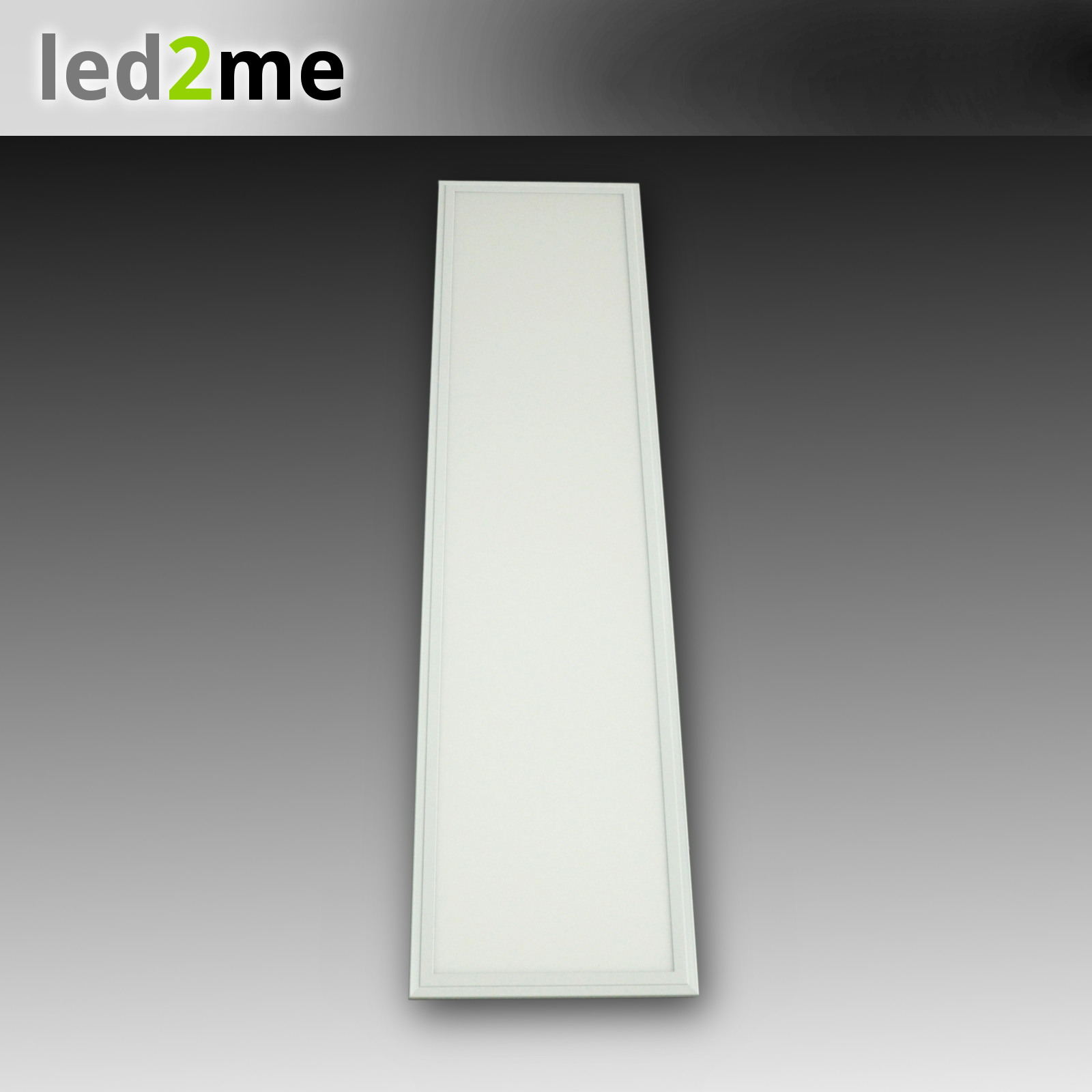 led panel 120x30cm 40w warmwei neutralwei tageslicht lichtfarbe umschaltbar ebay. Black Bedroom Furniture Sets. Home Design Ideas